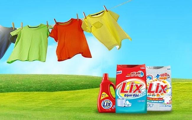Bột giặt LIX lãi 187 tỷ đồng năm 2017, hoàn thành 98% chỉ tiêu lợi nhuận cả năm