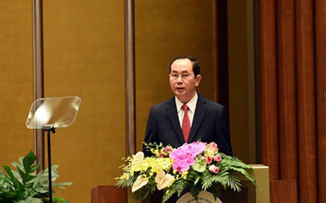Chủ tịch nước Trần Đại Quang: APPF tích cực đóng góp xây dựng tầm nhìn mới của châu Á - Thái Bình Dương
