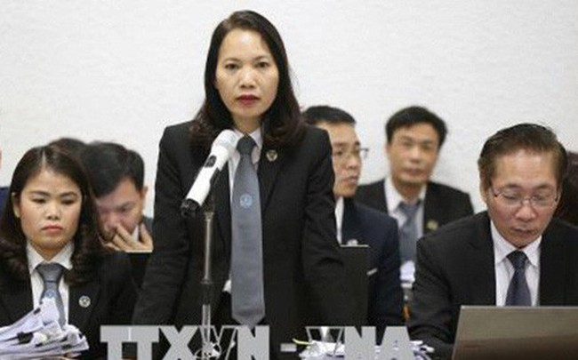 """Luật sư của ông Đinh La Thăng nói về sự """"hạn chế lớn nhất của các bị cáo"""""""