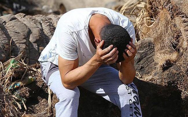 Nam giới Ai Cập bị bạo lực gia đình