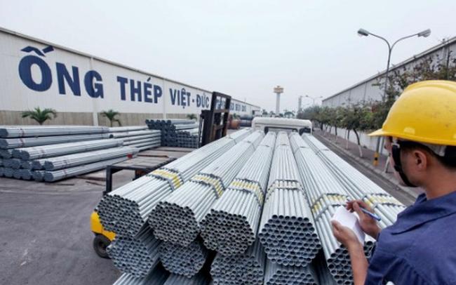 Ống thép Việt Đức (VGS): Doanh thu năm 2017 đạt mức kỷ lục gần 6.000 tỷ đồng nhưng lợi nhuận vẫn giảm 12% so với cùng kỳ