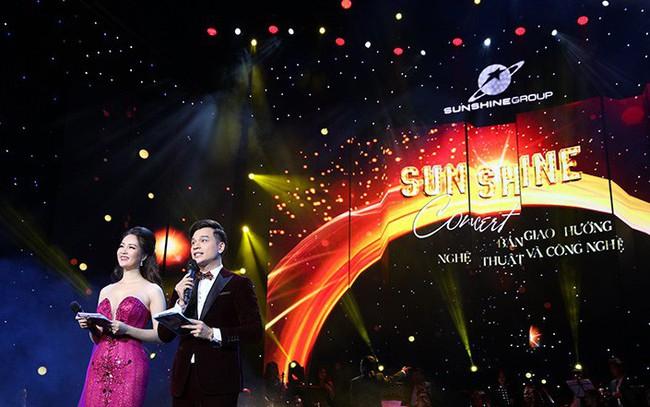 """Ấn tượng với dàn sao """"khủng"""" trong đêm nhạc tri ân của Tập đoàn Sunshine"""