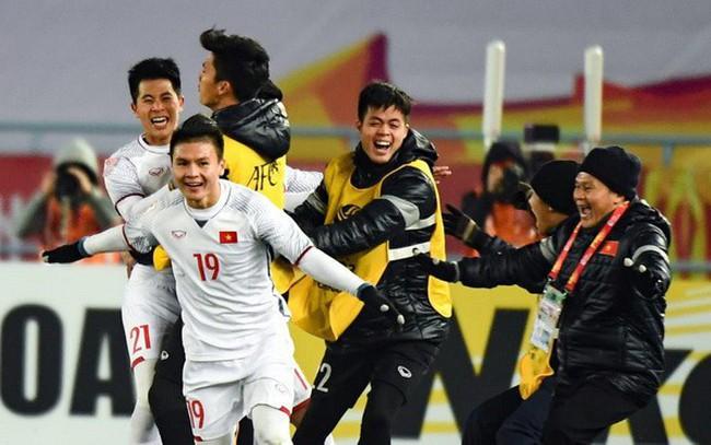 Chiến thắng ngoạn mục của tuyển U23 Việt Nam và cảm hứng đất nước hoá hổ, hoá rồng châu Á