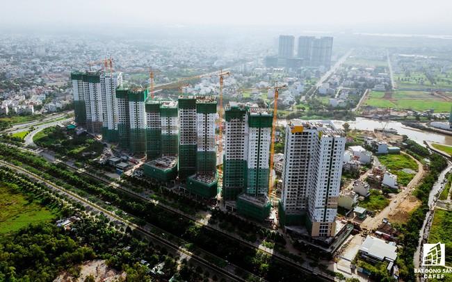 Nhà thầu xây dựng đóng cửa văn phòng, dự án The Sun Avenue tại khu Đông Sài Gòn sẽ ra sao?