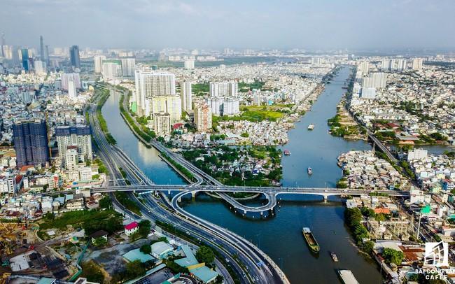 TP.HCM sẽ di dời 1.482 hộ dân đang sống trên và ven kênh rạch thuộc 10 dự án