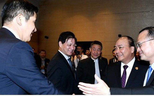 Thủ tướng: Doanh nghiệp Trung Quốc muốn tiêu thụ nông sản Việt Nam