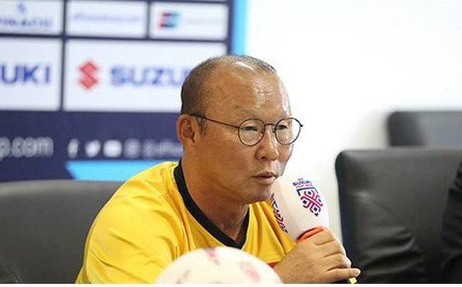 """HLV Park Hang Seo: """"Tôi đã quen với áp lực khi dẫn dắt ĐT Việt Nam"""""""