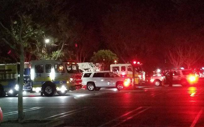 [NÓNG] Xả súng ở California khiến gần 20 người thương vong: Vẫn chưa bắt được nghi phạm