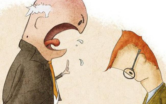 """Công sở là một thương trường cạnh tranh ngầm: Bạn không làm tốt, không khiến sếp hài lòng. Bạn """"out""""!"""
