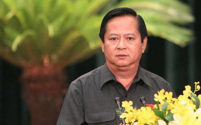 [NÓNG] Khởi tố nguyên Phó chủ tịch UBND TP HCM Nguyễn Hữu Tín và 4 bị can