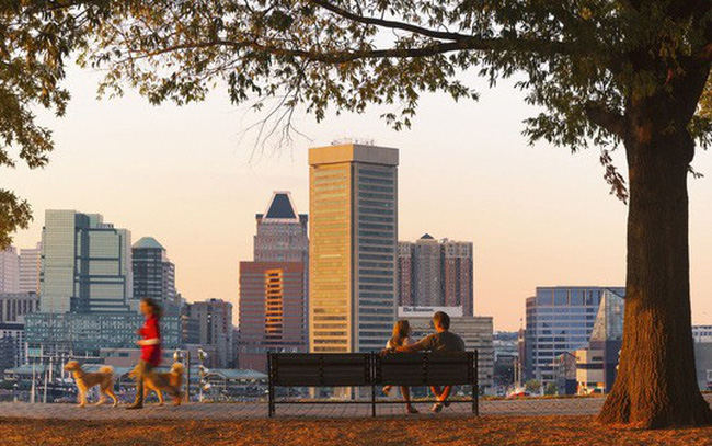 8 thành phố Mỹ trả tiền cho người chuyển đến sống và làm việc