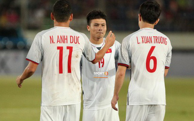 Tiền vệ Quang Hải hứa với người hâm mộ sẽ chiến đấu hết mình