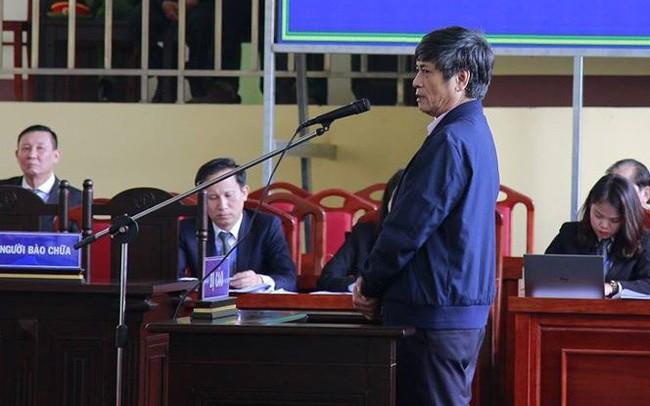 Nguyên cục trưởng C50 đối chất gay gắt với Nguyễn Văn Dương