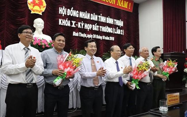 Thủ tướng phê chuẩn Phó chủ tịch tỉnh Bình Thuận