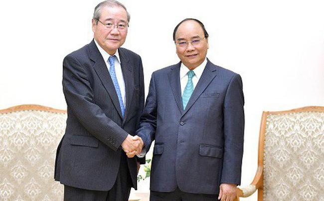 Thủ tướng mong muốn Sumitomo Mitsui tăng quy mô làm ăn, kinh doanh tại Việt Nam
