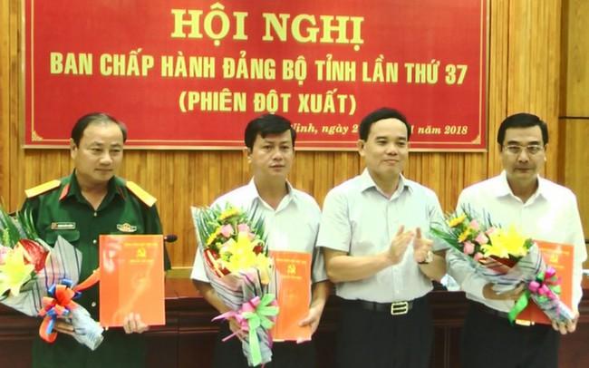 Ban Bí thư Trung ương Đảng chỉ định bổ sung nhân sự mới