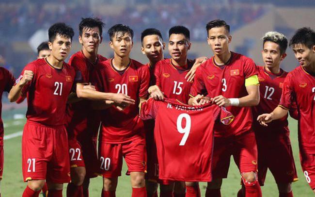 Đội tuyển Việt Nam tri ân Văn Toàn bằng hành động ý nghĩa này!