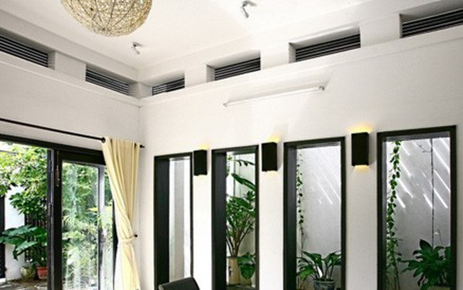 Ngôi nhà giản dị của một nhà giáo ở Đà Nẵng