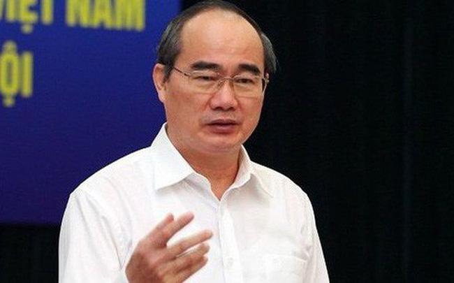 """Bí thư TP HCM Nguyễn Thiện Nhân: """"Còn có sai sót thì phải nghiêm túc nhận thiếu sót, chân thành với nhân dân"""""""