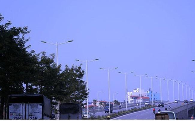 Cận cảnh phố 8 làn xe ở Hà Nội được đề xuất đặt tên Trịnh Văn Bô