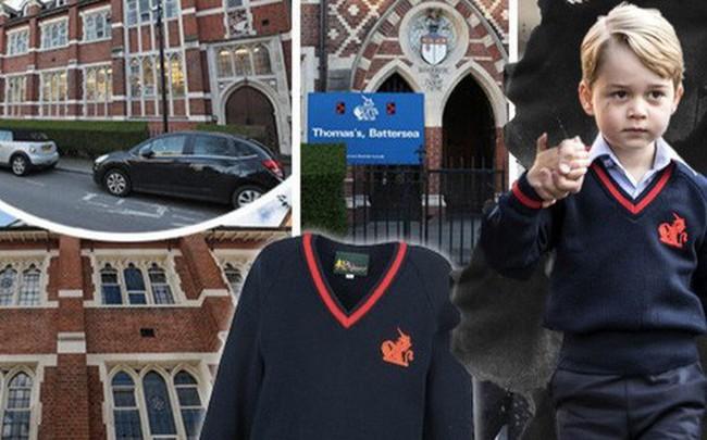 Ngôi trường đặc biệt mà Hoàng tử George theo học: Không phải làm bài tập về nhà, học sinh không được phép chỉ chơi với bạn thân