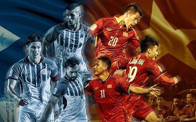 """3 điểm nóng quyết định trận bán kết Philippines - Việt Nam: Trọng """"sơ vin"""" so tài Phil Younghusband"""