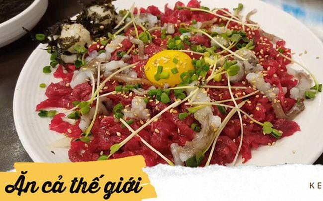 Đang thèm ăn hải sản mà thấy các món bạch tuộc này của Hàn Quốc thì đúng là khó có thể kiềm lòng