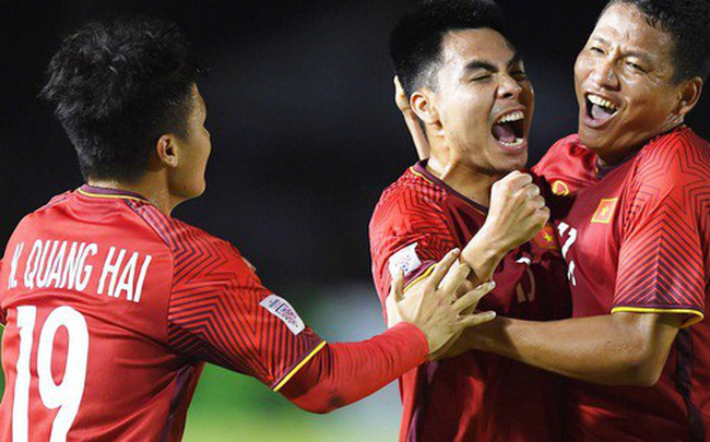 Đội tuyển Việt Nam lập kỷ lục chưa từng có trong lịch sử AFF Cup