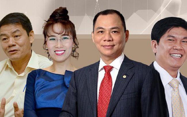 Vì sao đại gia Việt này bị loại ra khỏi danh sách người giàu nhất hành tinh của Forbes?