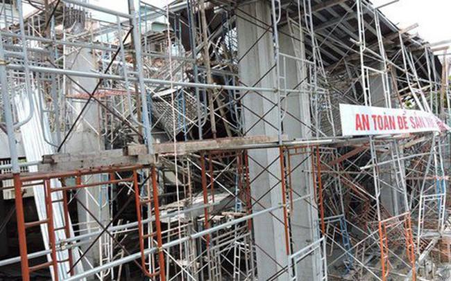 Sập sàn tầng 4 khi đổ bê-tông, 2 thanh niên 18 và 19 tuổi hiệt mạng