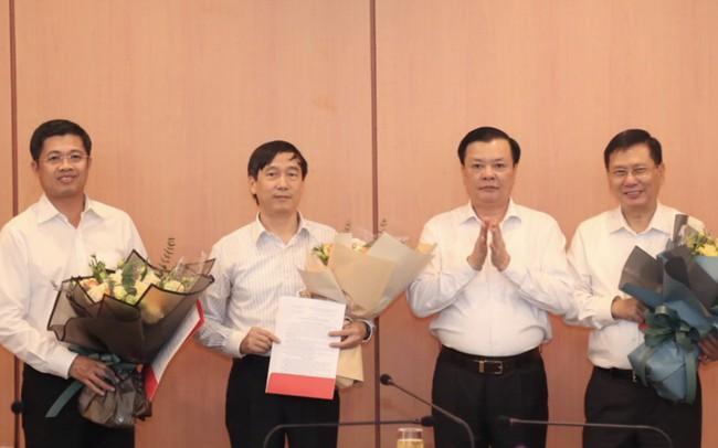 Bộ Tài chính bổ nhiệm nhân sự mới
