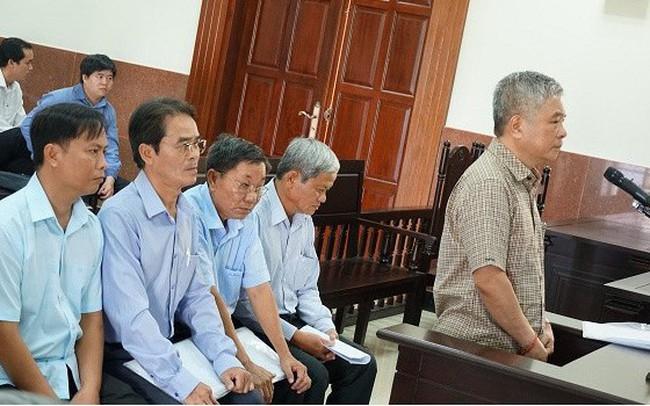Cựu Phó Thống đốc Đặng Thanh Bình: Không rõ có oan hay không