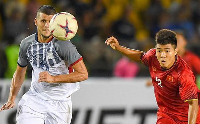 Tuyển Việt Nam cần tỷ số nào để thắng chung cuộc Philippines tại bán kết AFF Cup 2018?