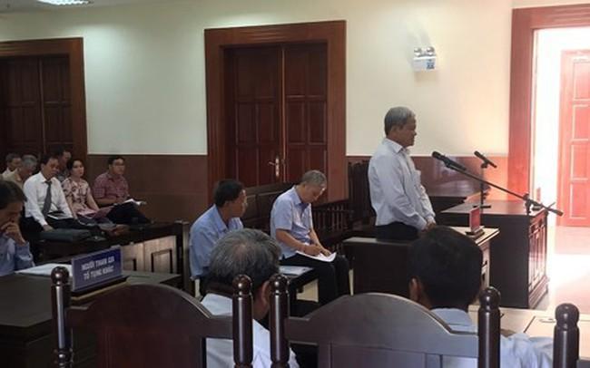 Đại diện NHNN đề nghị miễn trách nhiệm hình sự cho bị cáo vụ Trustbank