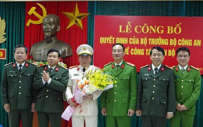 Bổ nhiệm Phó Giám đốc Công an tỉnh Hưng Yên