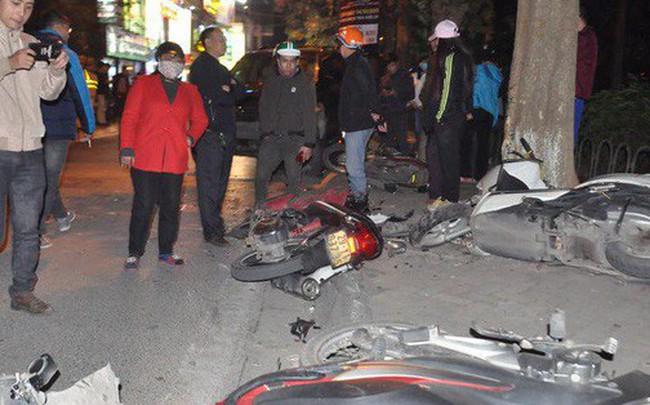 Nữ tài xế xe Lexus tông liên hoàn 9 phương tiện khiến 6 nạn nhân nhập viện là ai?