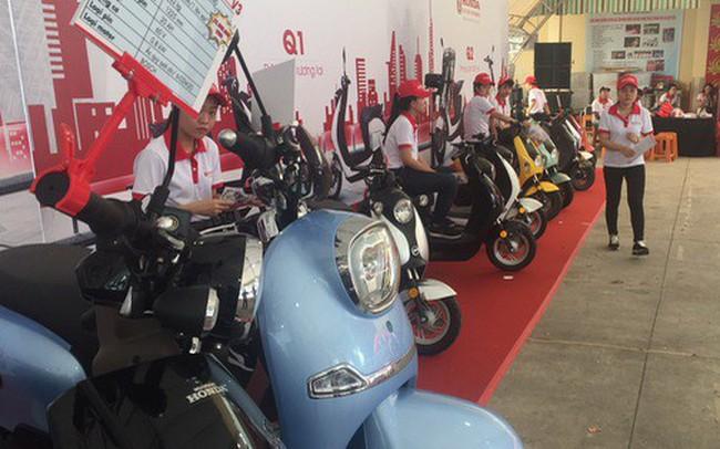 Ra mắt xe máy điện Honda nhưng Honda Việt Nam không biết
