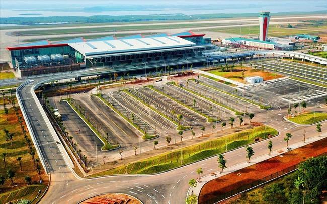 Choáng ngợp nhà ga xanh như khách sạn 5 sao ở Sân bay Vân Đồn