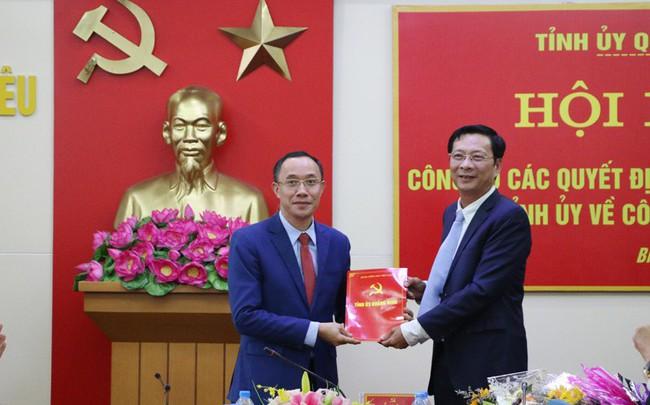 Thường vụ Tỉnh ủy Quảng Ninh điều động, bổ nhiệm nhân sự