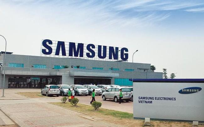 Samsung chuyển nhà máy sản xuất điện thoại từ TQ về VN?