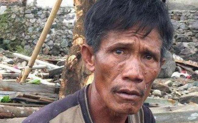 Lựa chọn giữa cứu vợ hoặc cứu mẹ trong cơn sóng thần, người đàn ông Indonesia buộc phải đưa ra quyết định nghiệt ngã