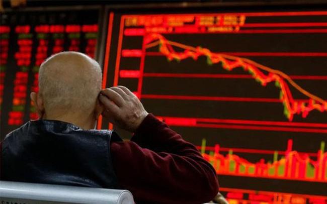 Chứng khoán Trung Quốc giảm tệ nhất thế giới năm 2018