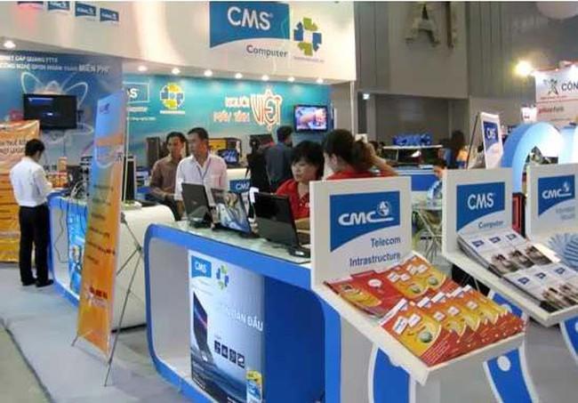 Tập đoàn công nghệ CMC (CMG) vừa bị truy thu và phạt thuế