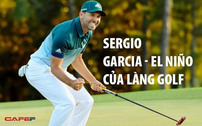 """Tay golf lừng danh Sergio Garcia: Hơn 22 lần lọt Top 10 thế giới nhưng lại """"vô duyên cùng cực"""" tại giải Master"""