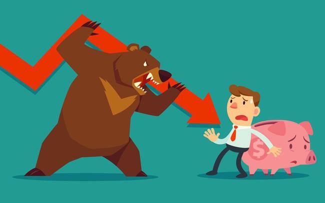 """Bạn có biết mình nên làm gì khi lo sợ thị trường """"gấu"""" sắp ập đến?"""
