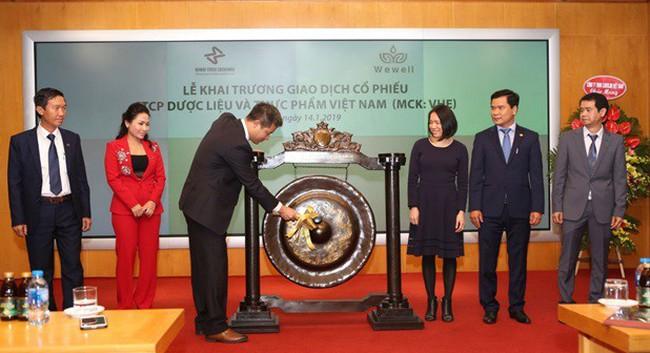 8,8 triệu cổ phiếu VHE chính thức chào sàn HNX - ảnh 1