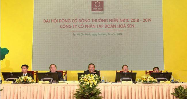 Tập đoàn Hoa Sen (HSG) đặt kế hoạch lợi nhuận 500 tỷ đồng năm tài chính 2018 - 2019