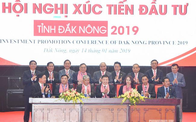 Tập đoàn FLC cam kết rót 19.000 tỷ đồng vào Đắk Nông