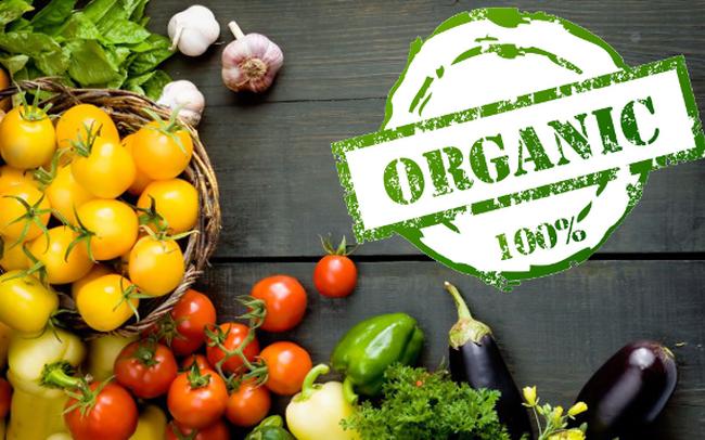 Kết quả hình ảnh cho Thực phẩm hữu cơ