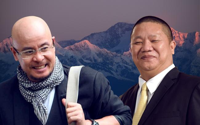 Chủ tịch Lê Phước Vũ lên núi sống tĩnh tâm khi Hoa Sen kinh doanh đi xuống